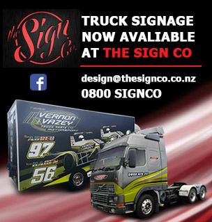 the-Sign-Co truck signage