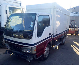 BOTTLE BODY 2003 ISUZU ELF - ISUZU