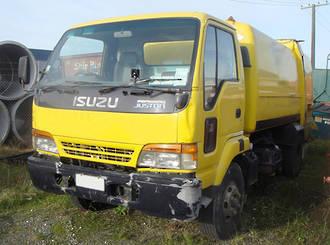 TRUCK - 6HE1 - ISUZU FORWARD JUSTON 1994