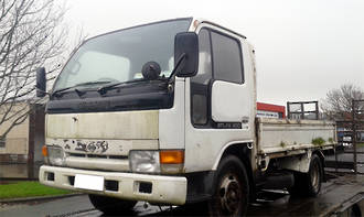 TRUCK - FD42 - BLOWN - NISSAN ATLAS 1992