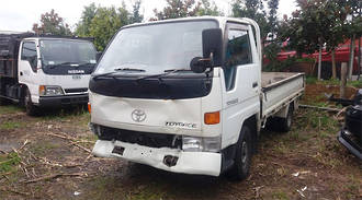 TRUCK - 3Y - TOYOTA TOYOACE - 1995