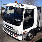 2007 ISUZU FORWARD TIPPER