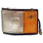 CORNER LAMP - R/H - AMBER/CLEAR - 87-92 - NISSAN CW53/CW54/CW55 1984-92