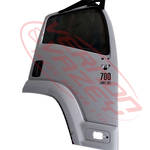 FRONT DOOR SHELL - R/H - W/MIRROR ARM HOLE (COMPLETE) - ISUZU FORWARD FRR/FSR/FTR/FVR 2008