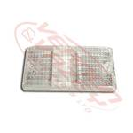 REAR LAMP - LENS - L/H=R/H - CLEAR