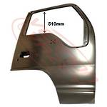 FRONT DOOR SHELL - R/H - HI ROOF - AUST