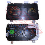 SPEEDO CLUSTER - 12 VOLT - MANUAL