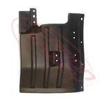 MUD GUARD - L/H - REAR - W/O FLAP