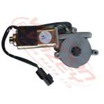 WINDOW REGULATOR MOTOR - R/H - 24V