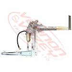 WINDOW REGULATOR - ELECTRIC W/MOTOR 24V - L/H