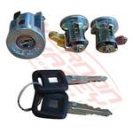 IGNITION & DOOR LOCK SET