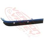 HEADLAMP - TRIM - L/H - LOWER - BLUE