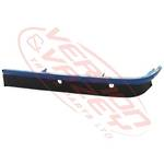 HEADLAMP - TRIM - R/H - LOWER - BLUE