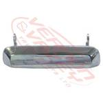 DOOR HANDLE - L/H=R/H - OUTER - CHROME - MAZDA T3500/T4000/T4100 1984-89     WE