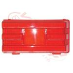 REAR LAMP - RED LENS - R/H - MAZDA T3500/T4000/T4100 1984-89     WE
