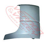 CORNER PANEL - COVER - L/H - MERCEDES BENZ ACTROS - MP2