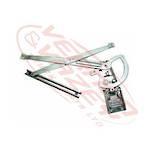 WINDOW REGULATOR - R/H - ELECTRIC W/O MOTOR - MERCEDES BENZ ACTROS - MP2