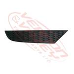 FRONT BUMPER - GRILLE - OUTER - R/H - MERCEDES BENZ ACTROS - MP3