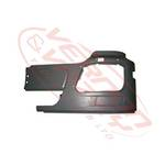 FRONT BUMPER END - W/WIPER HOLE - L/H - MERCEDES BENZ ACTROS - MP3