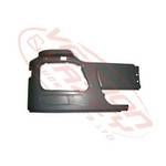 FRONT BUMPER END - W/WIPER HOLE - R/H - MERCEDES BENZ ACTROS - MP3