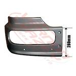 FRONT BUMPER END - LOW CAB - L/H - MERCEDES BENZ ATEGO - 973