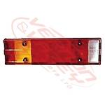 REAR LAMP - L/H - MERCEDES BENZ ATEGO