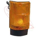 CORNER LAMP - L/H - AMBER - EARLY - MITS CANTER FE444/FK330/FE335 84-94