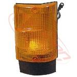 CORNER LAMP - R/H - AMBER - EARLY - MITS CANTER FE444/FK330/FE335 84-94