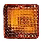REAR LAMP - LENS - L/H=R/H - AMBER - MITS CANTER FE444/FK330/FE335 84-94