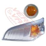 FRONT LAMP - L/H - V-TYPE - MITSUBISHI CANTER FE7/FE8 2005-