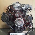 NISSAN ENGINE FD46