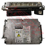 COMPUTER - ENGINE CONTROL UNIT - 24V - TO SUIT - HINO ENGINE J07E