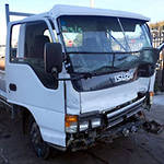 NPR 2004 TIPPING DECK - ISUZU
