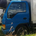TRUCK - 4HF1 - BLOWN - ISUZU ELF - 1995