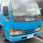 TRUCK - 4BE1 - ISUZU ELF - 1993