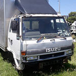 TRUCK - ISUZU FORWARD - 1992