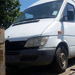 TRUCK - MERCEDES BENZ SPRINTER 2003