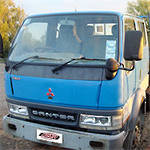 TRUCK - 4M51 - BLOWN - MITSUBISHI CANTER 2000