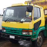 TRUCK - 6D17 - MITSUBISHI FUSO FIGHTER 1994