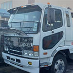 TRUCK - MITSUBISHI FIGHTER 2005