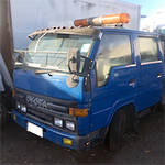 FLAT DECK DOUBLE CAB TOYOTA - TOYOTA DYNA