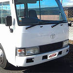 TRUCK - 1HZ - TOYOTA COASTER BUS - 1996