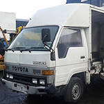 TRUCK - 3L - TOYOTA TOYOACE - 1991