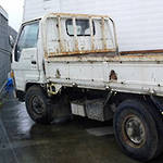 TRUCK - 14B - TOYOTA TOYOACE 1989
