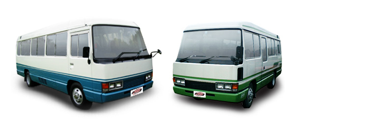 81950-PH-line TOYOTA COASTER BB20 1983-87