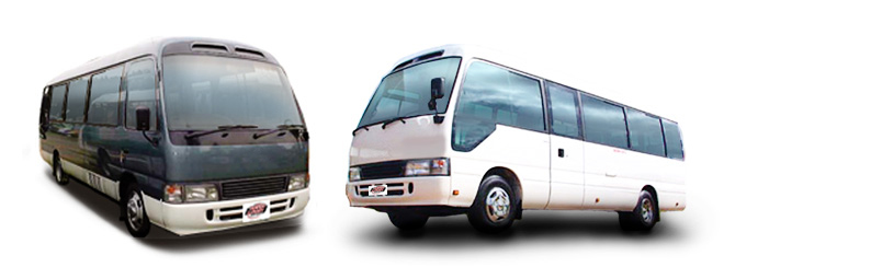 81955-PH-line TOYOTA COASTER BB42 BUS 1993-