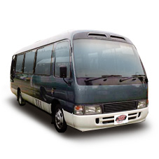 81955-PH TOYOTA COASTER BB42 BUS 1993-