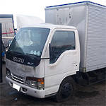 TRUCK - 4HF1 - BLOWN - ISUZU NKR 1997