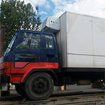TRUCK - 4BD1 BLOWN - ISUZU FSR - 1988