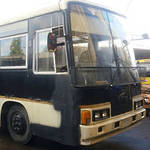 TRUCK - 6BG1 - ISUZU JOURNEY BUS - 1984